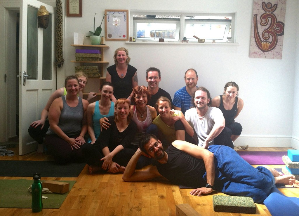 Dublin, Ireland Yoga Workshop Series
