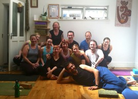 Dublin, Ireland Yoga Workshop Series