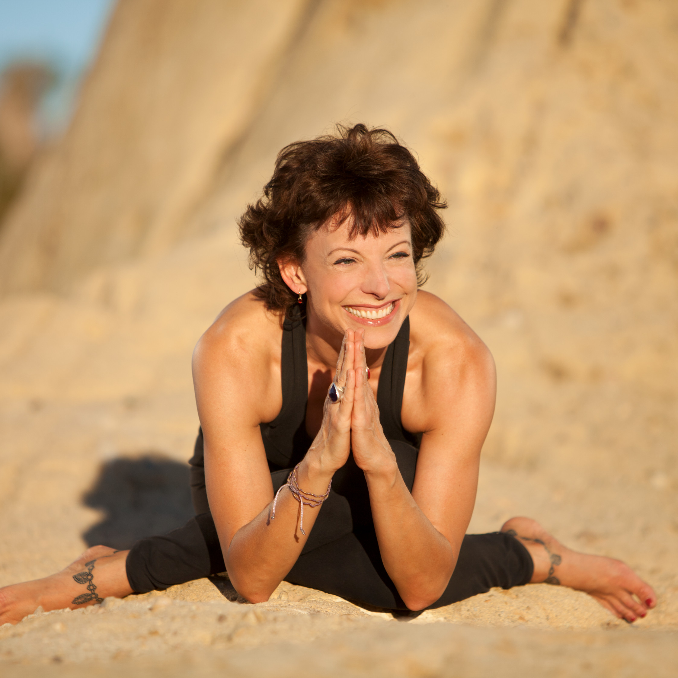 Jeanne Heileman Yoga Teacher and Instructor