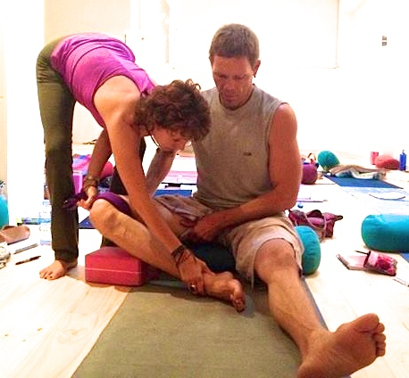 Jeanne Heilman Yoga Teacher