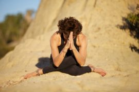 tantra flow yoga with Jeanne Heileman
